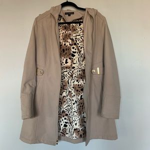 Via Spiga Blush Coat